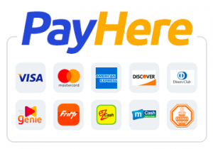 PayHere Internet Payment Gateway