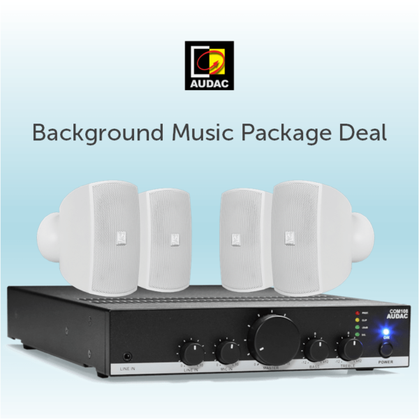 Background Music Package Deal