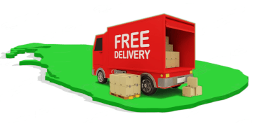 Free delivery within Sri Lanka