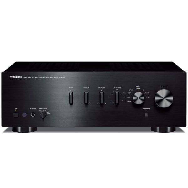 Yamaha A-S301 Stereo Integrated Amplifier