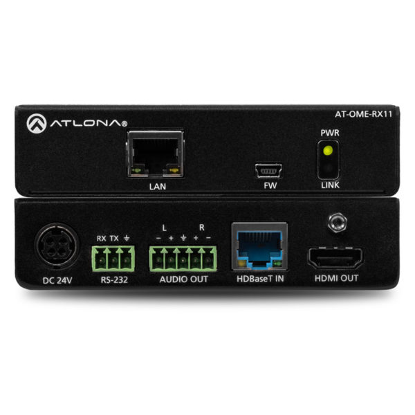Atlona AT-OME-RX11 HDBaseT Receiver